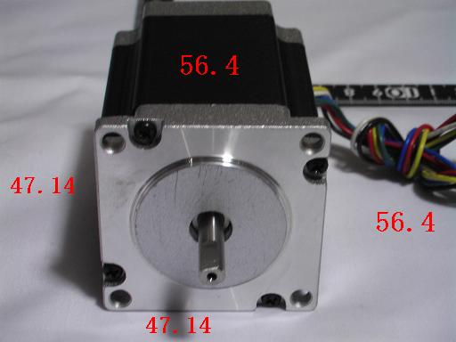 Applicable motor for CNC Driver Board