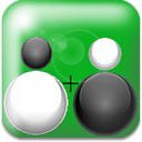 Othello of interpersonal application (Reversi for two people)